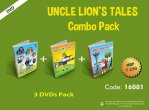 Combo Pack - Uncle Lion's Tales