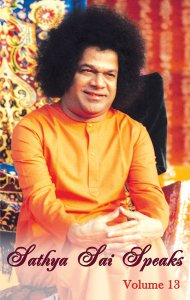 Sathya Sai Speaks Volume 13