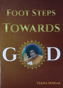 Foot steps towards God