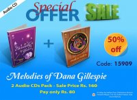 Combo Pack - Melodies by Dana Gillespie