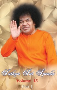 Sathya Sai Speaks Volume 15 Part 1 & 2