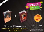 Combo Pack - Divine Discourses