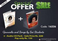 Combo Pack - Qawwalis and Songs by Sai Students