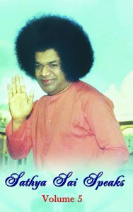 Sathya sai Speaks Volume 5