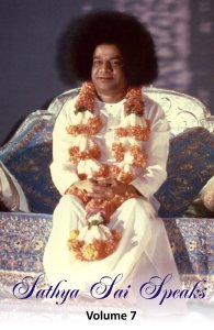 Sathya Sai Speaks Volume 7