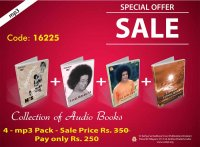 Combo Pack - Collection of Audio Books