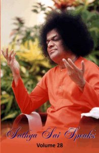 Sathya Sai Speaks Volume 28
