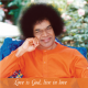 Sai photo Magnet_ God is Love, Live in Love