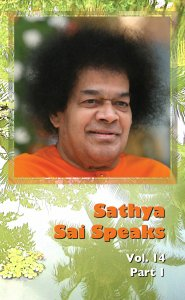 Sathya Sai Speaks Volume 14 Part 1 & 2