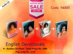 Combo Pack - English Devotionals